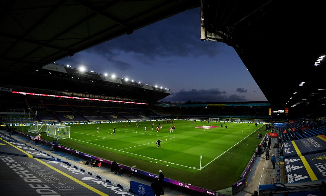 Leeds United v Arsenal - Premier League