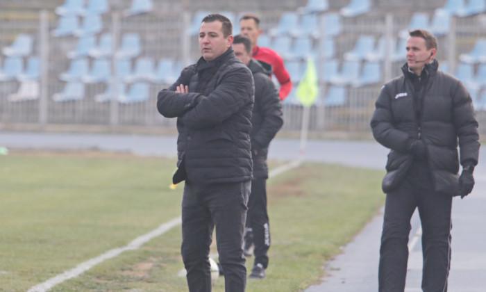 Ianis Zicu, antrenorul echipei Farul Constanța / Foto: Sport Pictures
