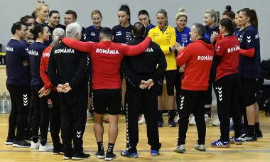 Naționala de handbal feminin a României / Foto: Sport Pictures