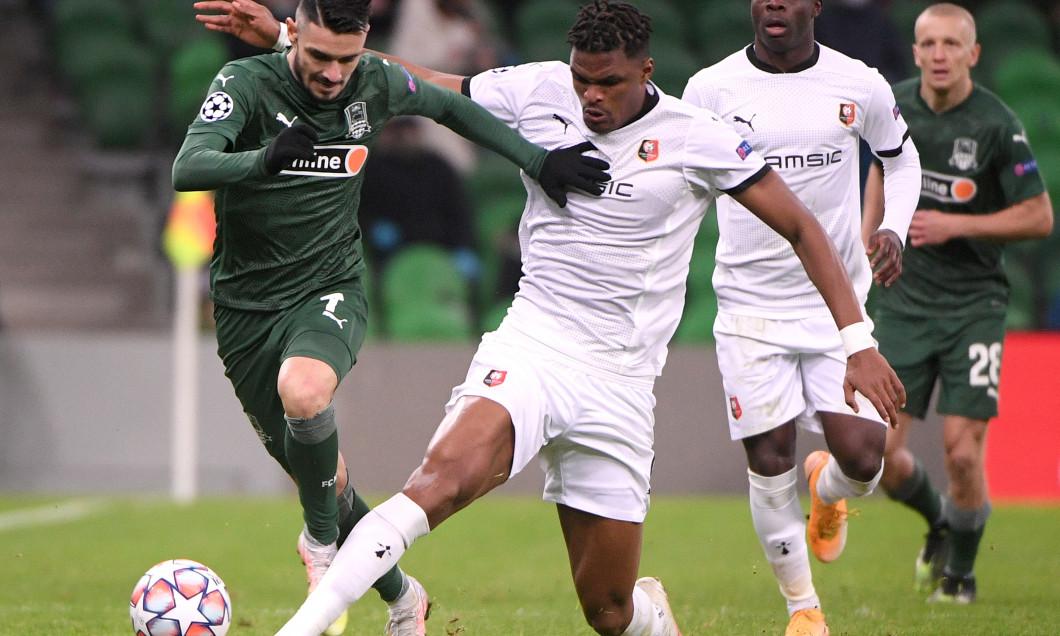 UEFA Champions League: FC Krasnodar vs FC Rennes
