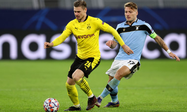 Borussia Dortmund v SS Lazio: Group F - UEFA Champions League