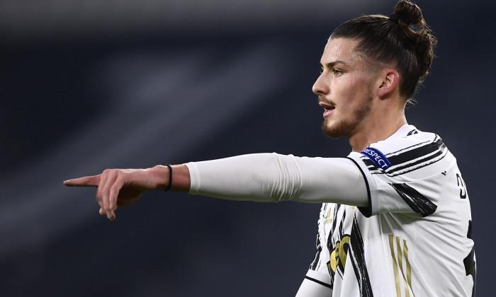 Soccer : Uefa Champions League 2020 2021 : Juventus 3-0 Dinamo Kiev