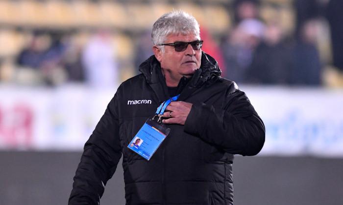 Ioan Andone, președintele clubului FC Voluntari / Foto: Sport Pictures