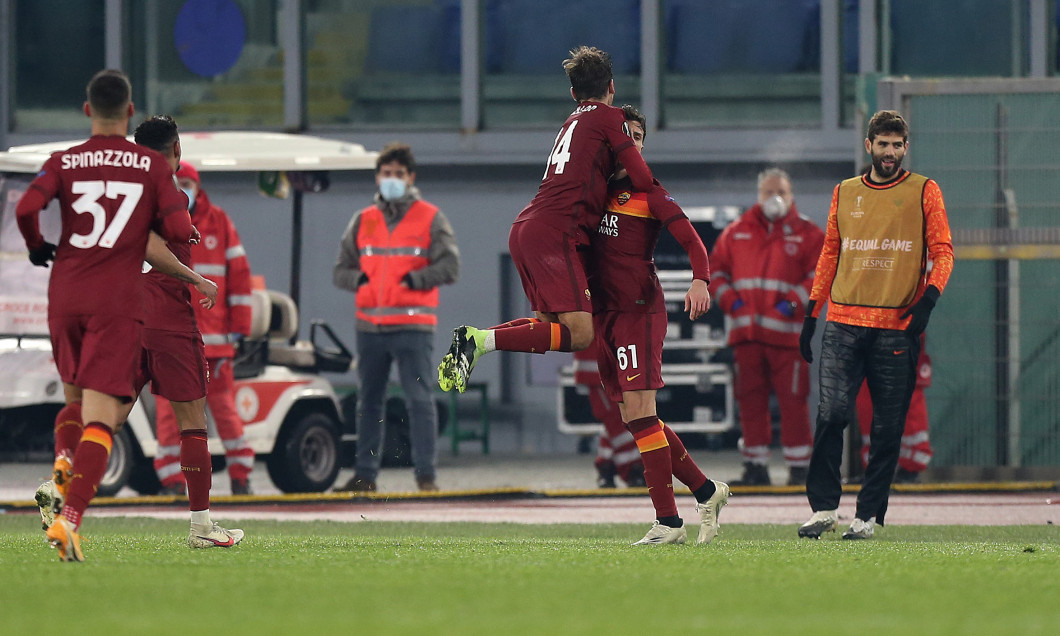 AS Roma v BSC Young Boys: Group A - UEFA Europa League