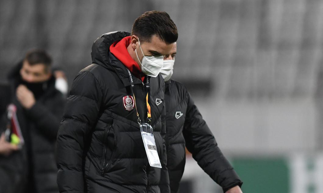 Marius Bilașco, oficialul clubului CFR Cluj / Foto: Sport Pictures