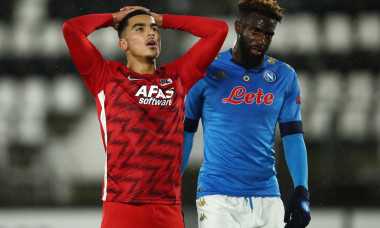 AZ Alkmaar v SSC Napoli: Group F - UEFA Europa League