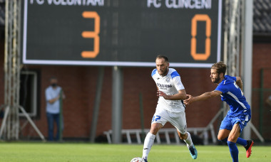 FOTBAL:FC VOLUNTARI-ACADEMICA CLINCENI, PLAY-OUT LIGA 1 CASA PARIURILOR (13.06.2020)