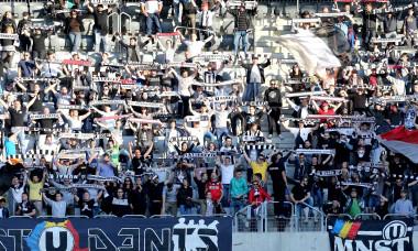 FOTBAL: FC UNIVERSITATEA CLUJ-GAZ METAN MEDIAS,LIGA 1 (3.05.2015)