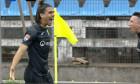 Marian Huja a deschis scorul pentru Petrolul la Slobozia / Foto: Captură Digi Sport