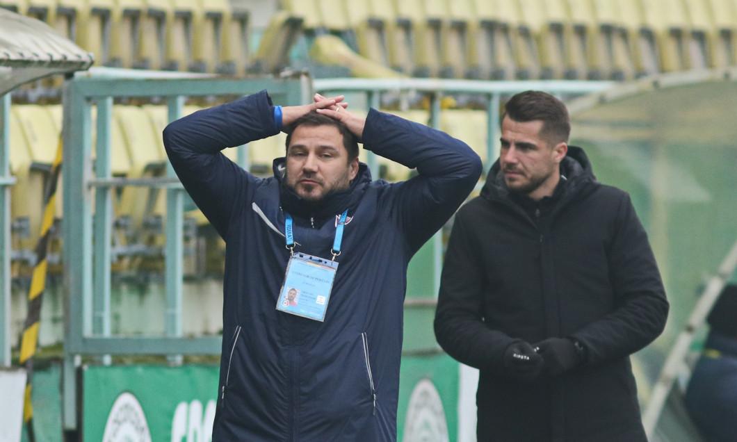 FOTBAL:CONCORDIA CHIAJNA-FC BOTOSANI, CUPA ROMANIEI (28.11.2020)