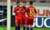 Florin Tănase, Dennis Man și Florinel Coman, într-un meci FCSB - Gaz Metan Mediaș / Foto: Sport Pictures