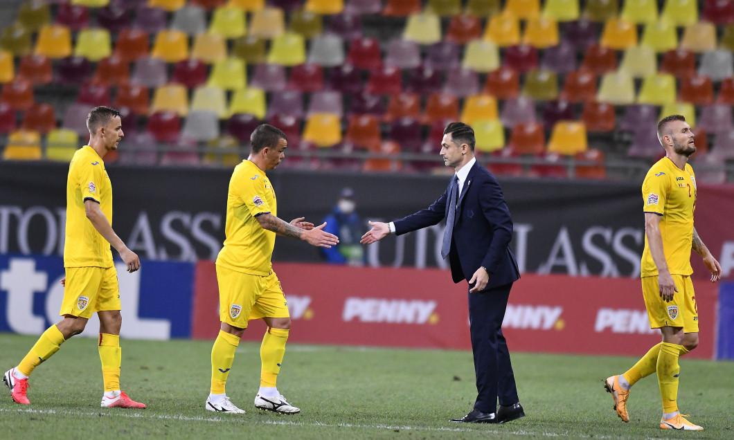 Mirel Rădoi, după România - Irlanda de Nord 1-1 / F
