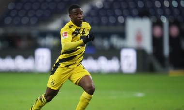 Youssoufa Moukoko, fotbalistul de 16 ani al Borussiei Dortmund / Foto: Getty Images