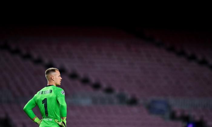FC Barcelona v Juventus: Group G - UEFA Champions League