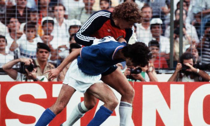 ESP: World Cup Final 1982 - Italy v Germany