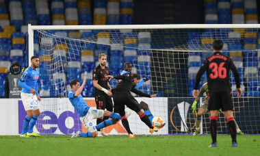 SSC Napoli v Real Sociedad: Group F - UEFA Europa League