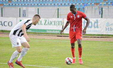 Hamidou Keyta, într-un meci FC Botoșani - Astra Giurgiu / Foto: Sport Pictures