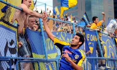 2.FOTBAL:CSU VOINTA SIBIU-FC PETROLUL PLOIESTI 1-1,LIGA 1 (22.04.2012)