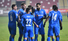 Fotbaliștii Craiovei, în meciul cu UTA Arad / Foto: Sport Pictures