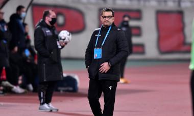 Mihai Teja, antrenorul lui FC Voluntari / Foto: Sport Pictures