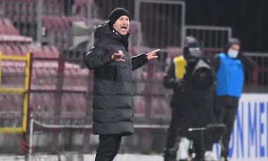 Edi Iordănescu, antrenorul CFR-ului / Foto: Sport Pictures