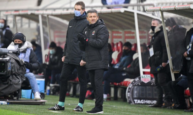 Adrian Ursea, antrenorul lui Nice / Foto: Profimedia