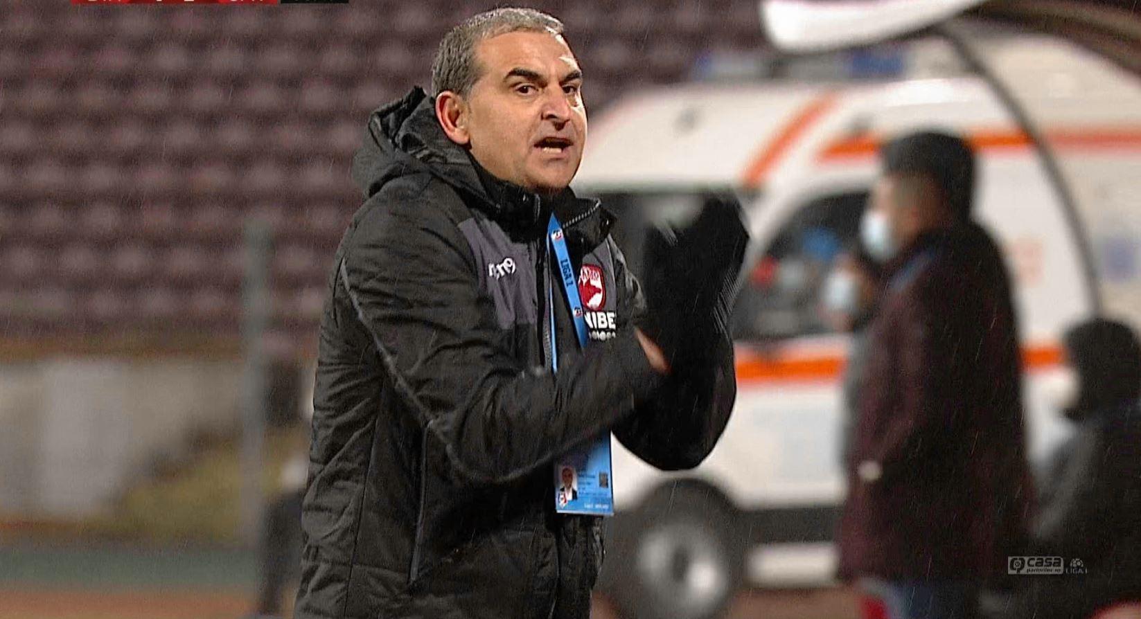 """Jerry Gane, discurs sincer despre destrămarea lui Dinamo: """"Apar decizii pe care nu le mai pot controla!"""""""