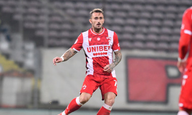 Aleix Garcia, mijlocașul lui Dinamo / Foto: Sport Pictures