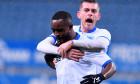 Alex Cicâldău și Reagy Ofosu, în meciul Universitatea Craiova - Gaz Metan / Foto: Sport Pictures
