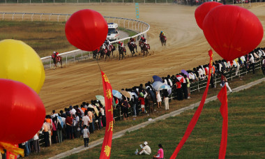 5th China Wuhan International Equestrian Festival