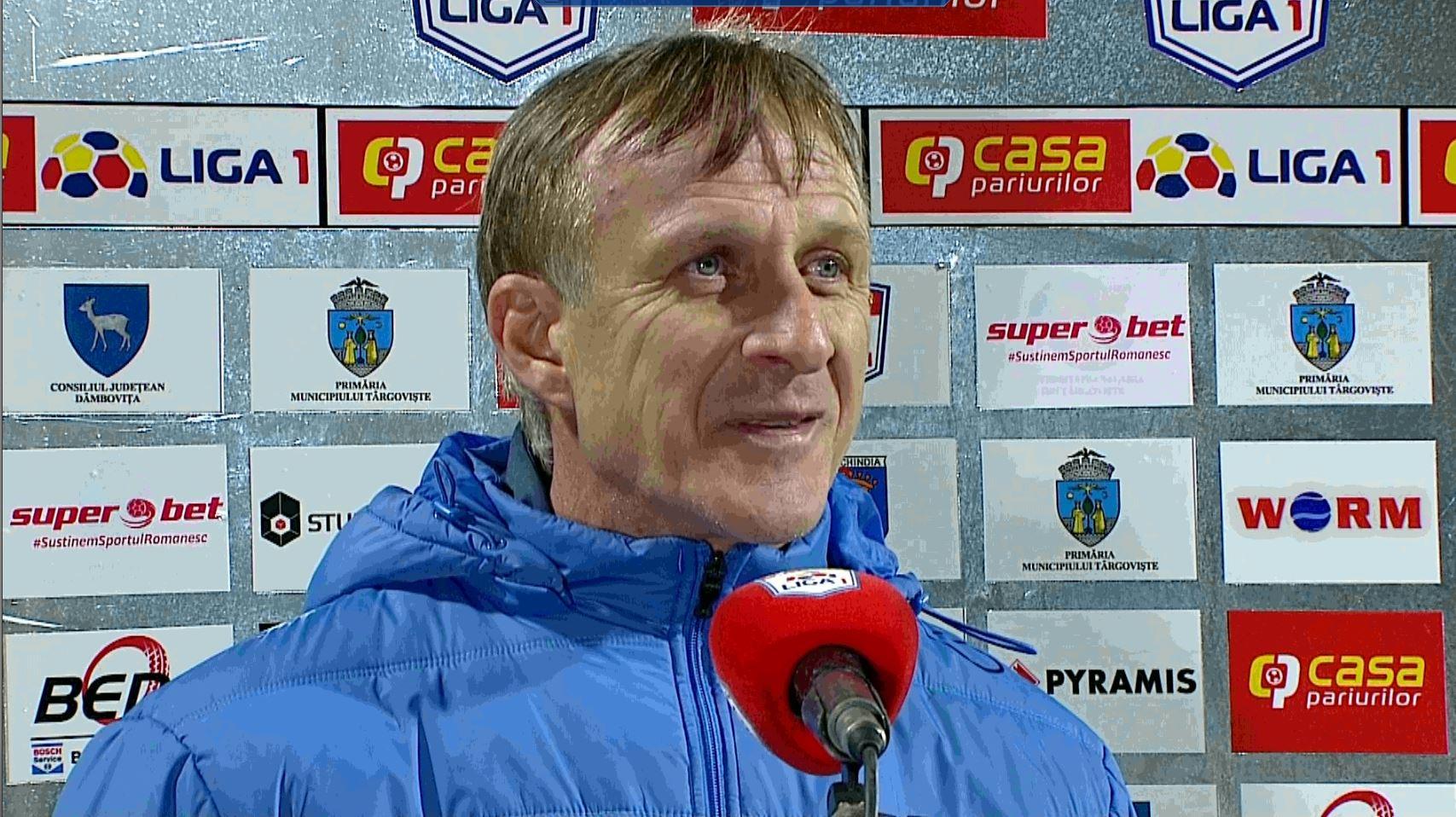 """Emil Săndoi a dezvăluit secretul succesului: """"La Chindia tot ce s-a promis s-a dat!"""""""