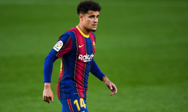 Philippe Coutinho, mijlocașul Barcelonei / Foto: Getty Images