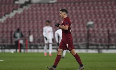 Alex Chipciu, mijlocașul CFR-ului / Foto: Sport Pictures