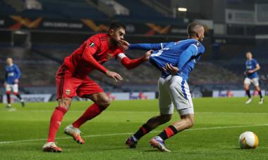 Rangers v SL Benfica: Group D - UEFA Europa League