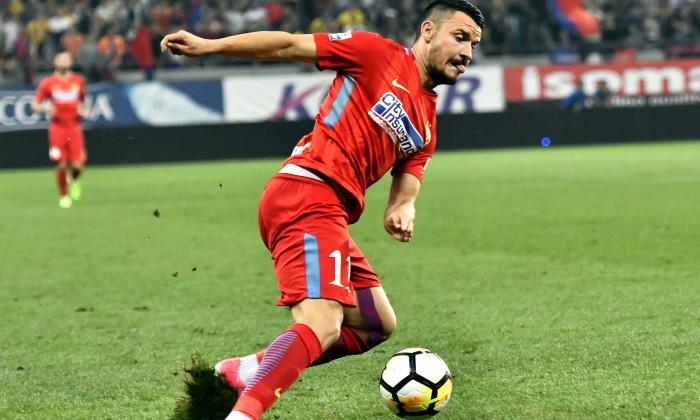 FOTBAL:FCSB-FK VIKTORIA PLZEN, LIGA CAMPIONILOR (25.07.2017)