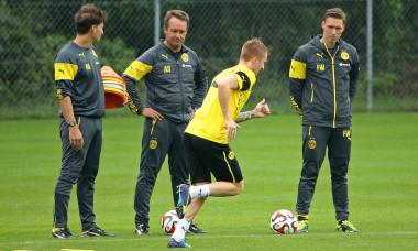 Borussia Dortmund - Bad Ragaz Training Camp Day 3