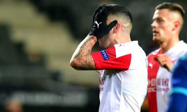 Nicolae Stanciu, fotbalistul Slaviei Praga / Foto: Profimedia