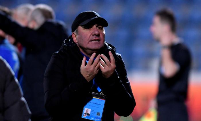 Gheorghe Hagi, patronul clubului Viitorul / Foto: Sport Pictures