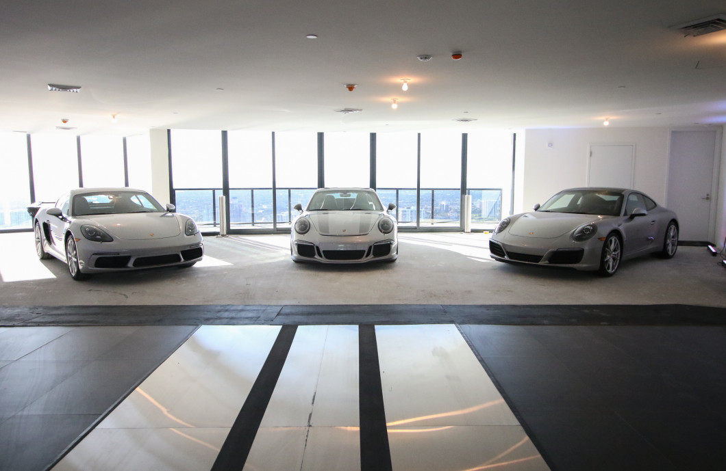 Grand Opening Event Of The Porsche Design Tower Miami