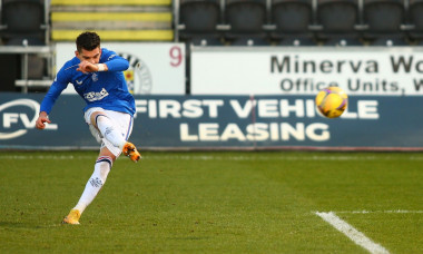 St Mirren v Rangers, Scottish Premiership, Football, The Simple Digital Arena, Paisley, Scotland, UK - 30 Dec 2020
