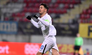 Gabi Iancu, atacantul celor de la Viitorul / Foto: Sport Pictures