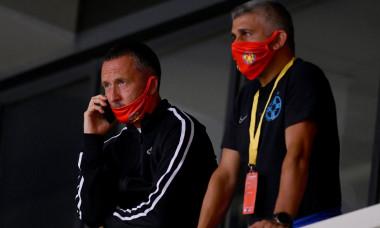 Mihai Stoica și Marius Ianuli, oficialii de la FCSB / Foto: Sport Pictures