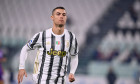 Juventus FC v Fiorentina, Italian Serie A football match, Allianz Stadium, Turin, Italy - 22 Dec 2020