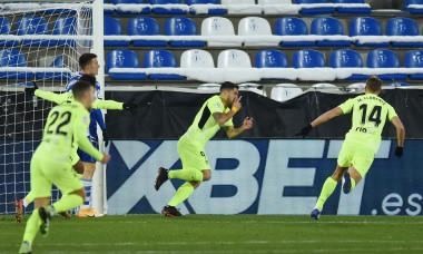 Deportivo Alavés v Atletico de Madrid - La Liga Santander