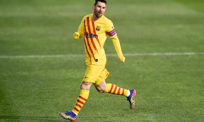 SD Huesca v FC Barcelona, LaLiga Santander, date 17. Football, El Alcoraz Stadium, Sevilla, Spain - 3 JAN 2021