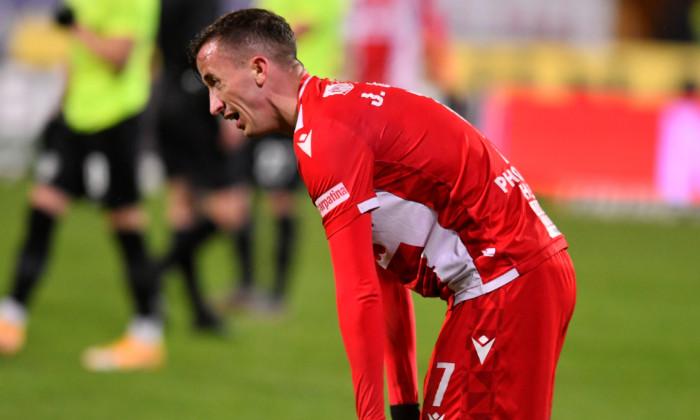 Juan Camara, mijlocașul lui Dinamo / Foto: Sport Pictures