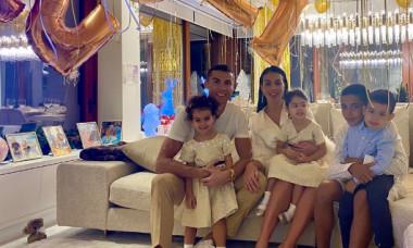 familia ronaldo giorginagio