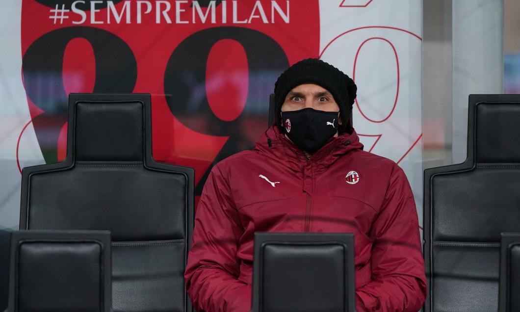 Milan vs Parma - Serie A TIM 2020/2021