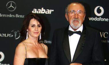 Laureus World Sports Awards, Arrivals, The Emirates Palace Hotel, Abu Dhabi, United Arab Emirates - 07 Feb 2011