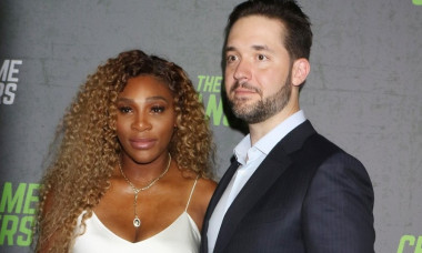 September 09, 2019 Serena Williams, Alexis Ohanian attend the premiere of The Game Changers at the Regal Battery Park in New York. September 09, 2019 Credit:RW/MediaPunch